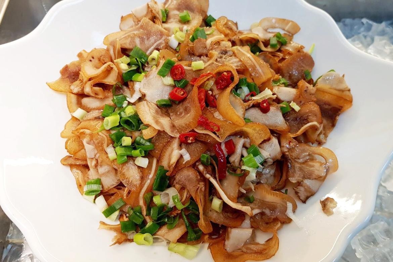 熱帶嶼KTV餐吧菜色